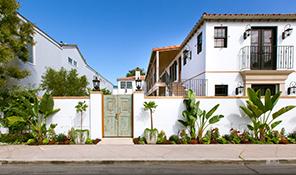 family abode newport beach california custom home